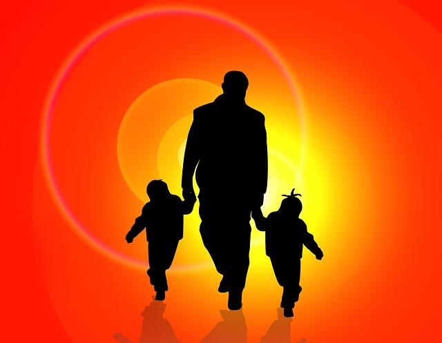Father Children Picture